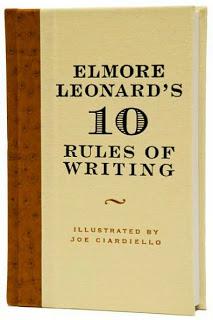 Elmore Leonard's 10 Rules