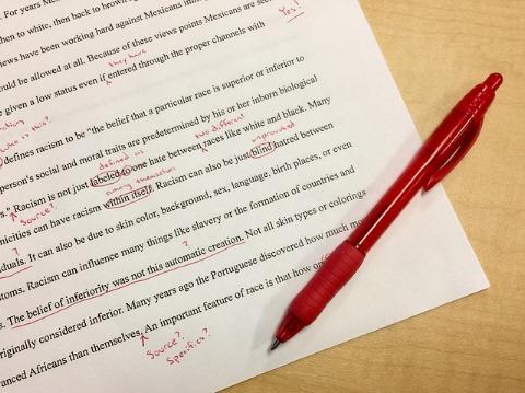 Schreibblockade vermeiden - Überarbeiten NACH dem kreativen Schreiben
